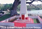 Magellan Monument, Umatac