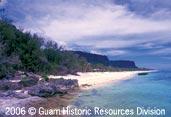 Tarague (Talagi) Beach Site